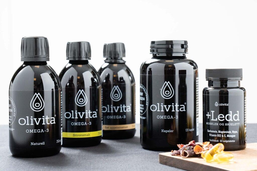 Olivita +Ledd
